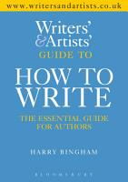 Writers    Artists  Guide to How to Write PDF