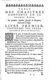 Traicté de l'amour de Dieu, par le Bien-heureux François de Sales...
