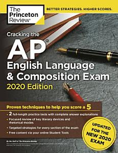 Cracking the AP English Language and Composition Exam Book
