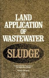 Land Application of Wastewater Sludge
