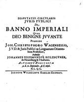 De banno imperiali