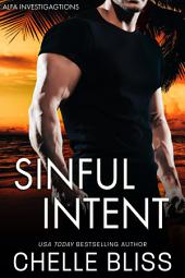 Sinful Intent (ALFA #1): FREE Romantic Suspense