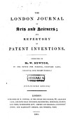 The London Journal And Repertory Of Arts Sciences And Manufactures