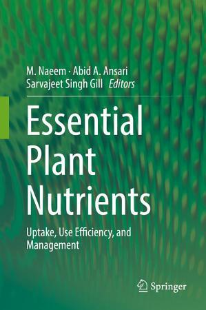 Essential Plant Nutrients PDF