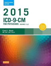 2015 ICD-9-CM for Physicians, Volumes 1 and 2 Professional Edition - E-Book