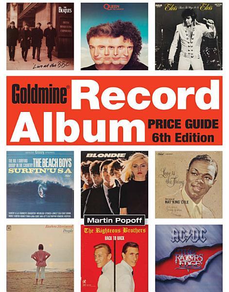 Download Goldmine Record Album Price Guide Book