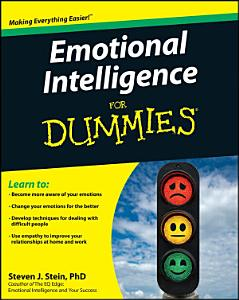 Emotional Intelligence For Dummies Book