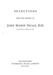 Selections from the Writings of John Mason Neale: Part 4