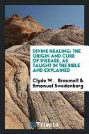 Divine Healing PDF