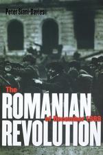 The Romanian Revolution of December 1989