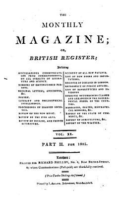 The monthly magazine and British register PDF