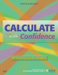 Calculate with Confidence   E Book PDF