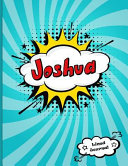 Joshua Personalized Lined Journal For Kids Book PDF