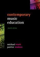 Contemporary Music Education PDF