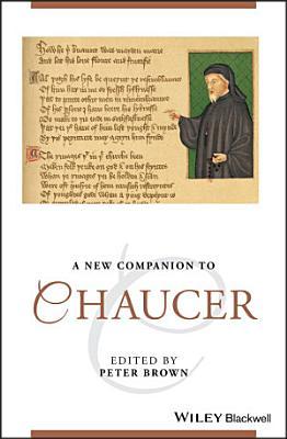 A New Companion to Chaucer PDF