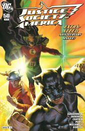 Justice Society of America (2006-) #50