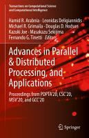 Advances in Parallel   Distributed Processing  and Applications PDF