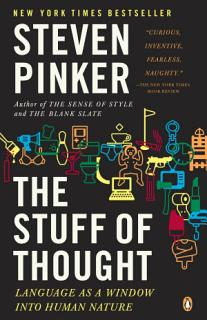 The Stuff of Thought Book
