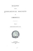Bulletin of the Geological Society of America PDF