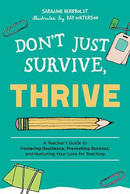 Don t Just Survive  Thrive