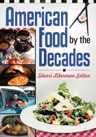 American Food by the Decades PDF