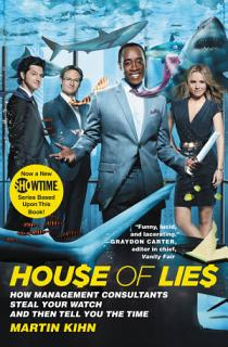 House of Lies Book