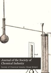 Journal of the Society of Chemical Industry: Volume 5