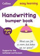 Handwriting Bumper Book: Ages 7-9