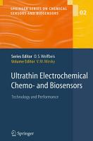 Ultrathin Electrochemical Chemo  and Biosensors PDF