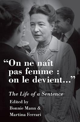 On Ne Na  t Pas Femme   On Le Devient
