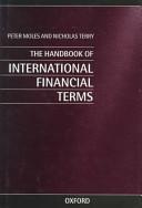 The Handbook of International Financial Terms