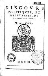 Discours politiques et militaires du Seigneur de La Noue..