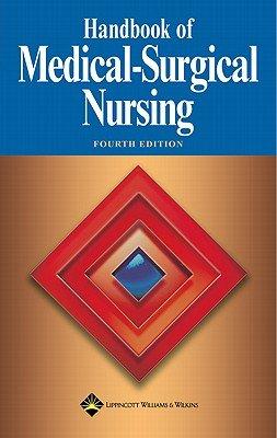 Handbook of Medical surgical Nursing