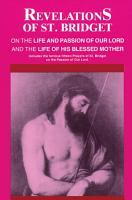 Revelations of St  Bridget PDF