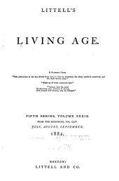 Littell's Living Age: Volume 154