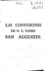 Las confesiones de N. A. Padre S. Augustin ...: Volumen 2