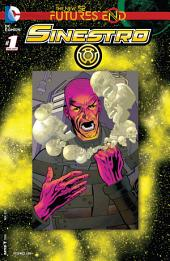 Sinestro: Futures End (2014-) #1