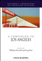 A Companion to Los Angeles PDF