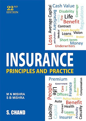 Insurance Principles and Practice  22nd Edition PDF