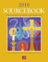 2010 Sourcebook for Sundays  Seasons  and Weekdays PDF