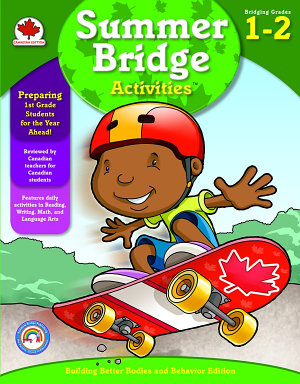 Summer Bridge Activities    Grades 1   2 PDF