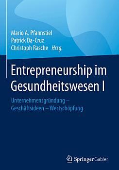 Entrepreneurship im Gesundheitswesen I PDF