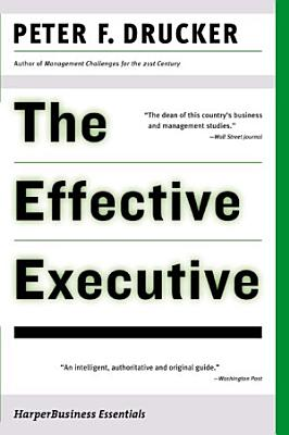 The Effective Executive PDF