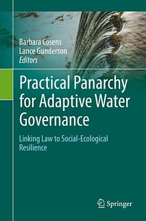 Practical Panarchy for Adaptive Water Governance PDF