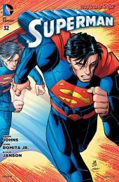 Superman (2011- ) #32