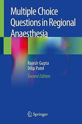 Multiple Choice Questions in Regional Anaesthesia PDF