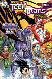 Teen Titans (2003-) #28