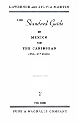 The Standard Guide to Mexico and the Caribbean PDF