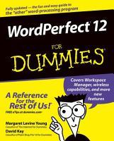 WordPerfect 12 For Dummies PDF