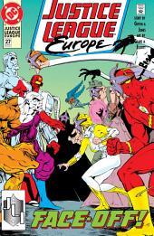 Justice League Europe (1989-) #27